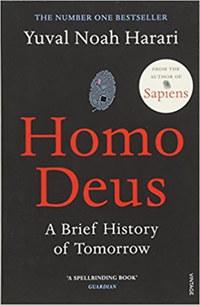 Yuval Noah Harari: Homo Deus - A Brief History of Tomorrow -  (Könyv)