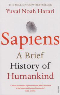 Yuval Noah Harari: Sapiens - A Brief History of Humankind -  (Könyv)