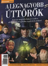 A legnagyobb úttörők - Bookazine Plusz -  (Könyv)