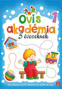 Ovis akadémia 3 éveseknek 1. rész -  (Könyv)