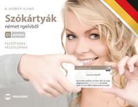 B. Györgyi Ildikó: Antikvár: Szókártyák német nyelvből C1 szinten - Felsőfokra készülőknek -  (Könyv)