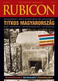 Rubicon - Titkos Magyarország - 2021/4. -  (Könyv)