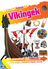 Fedezd fel! - Vikingek -  (Könyv)