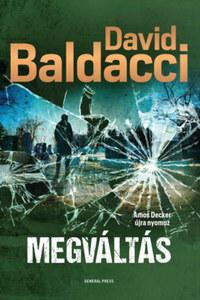 David Baldacci: Megváltás -  (Könyv)