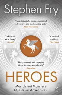 Stephen Fry: Heroes -  (Könyv)