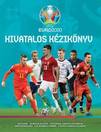 Keir Radnedge: UEFA EURO 2020 - Hivatalos kézikönyv -  (Könyv)