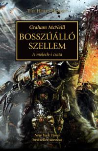 Graham McNeill: Bosszúálló szellem - A molech-i csata -  (Könyv)
