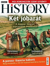 BBC HISTORY XI. ÉVF. 5. SZÁM -  (Könyv)