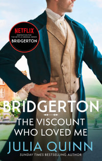 Julia Quinn: Bridgerton: The Viscount Who Loved Me -  (Könyv)