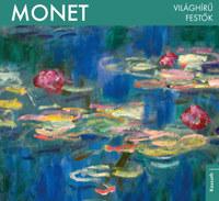Világhírű festők - Monet -  (Könyv)