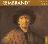 Világhírű festők  - Rembrandt -  (Könyv)