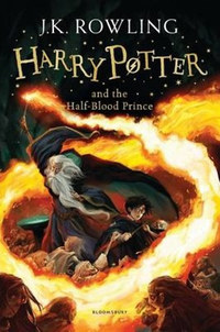 J. K. Rowling: Harry Potter and the Half-Blood Prince -  (Könyv)