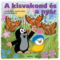 Hana Doskocilová, Zdenek Miler, Katerina Lovis: A kisvakond és a nyár -  (Könyv)