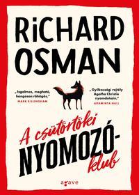 Richard Osman: A csütörtöki nyomozóklub -  (Könyv)