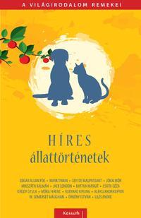 Híres állattörténetek -  (Könyv)
