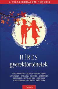 Híres gyerektörténetek -  (Könyv)