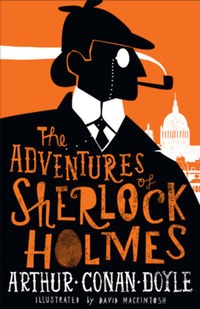 Arthur Conan Doyle: The Adventures of Sherlock Holmes -  (Könyv)